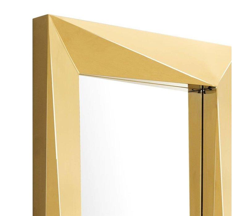 Länglich Spiegel 'Rivoli' 80x220x D 9 cm