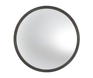 Ronde Zwarte Spiegel : Gladstone ronde design spiegel wilhelmina designs
