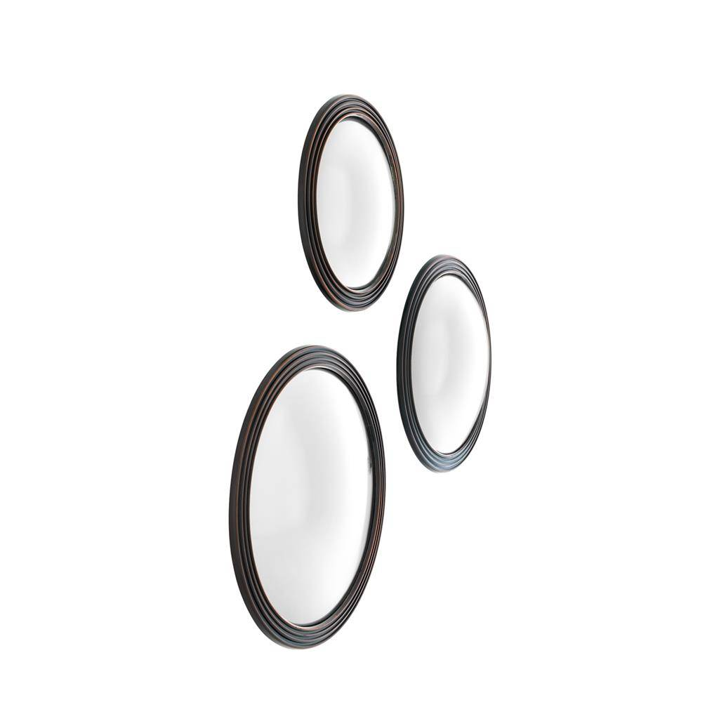 Spiegel rund und oval mit oder ohne Rahmen bestellen - Wilhelmina ...