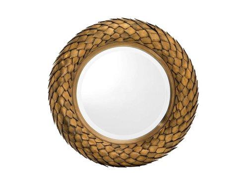 EICHHOLTZ Ronde design spiegel 'Laurel'