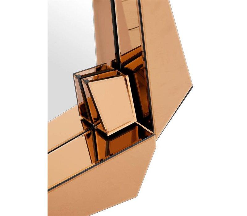 Moderne wandpiegel 'Cellino'