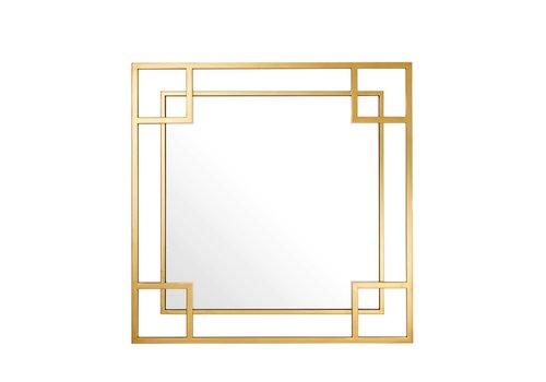 EICHHOLTZ Quadratischer Spiegel 'Morris'