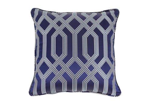 Eichholtz Pillow  'Fontaine' 60 cm - Blue