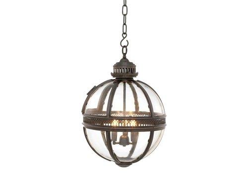 EICHHOLTZ Hanging lamp Residential M Gunmetal