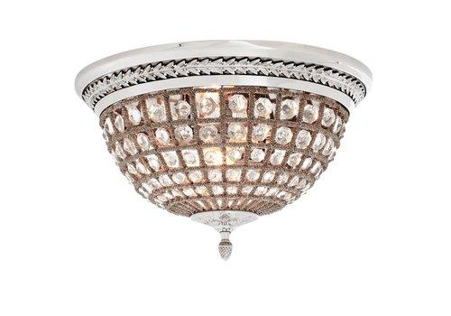 Eichholtz Ceiling Lamp 'Kasbah' Nickel