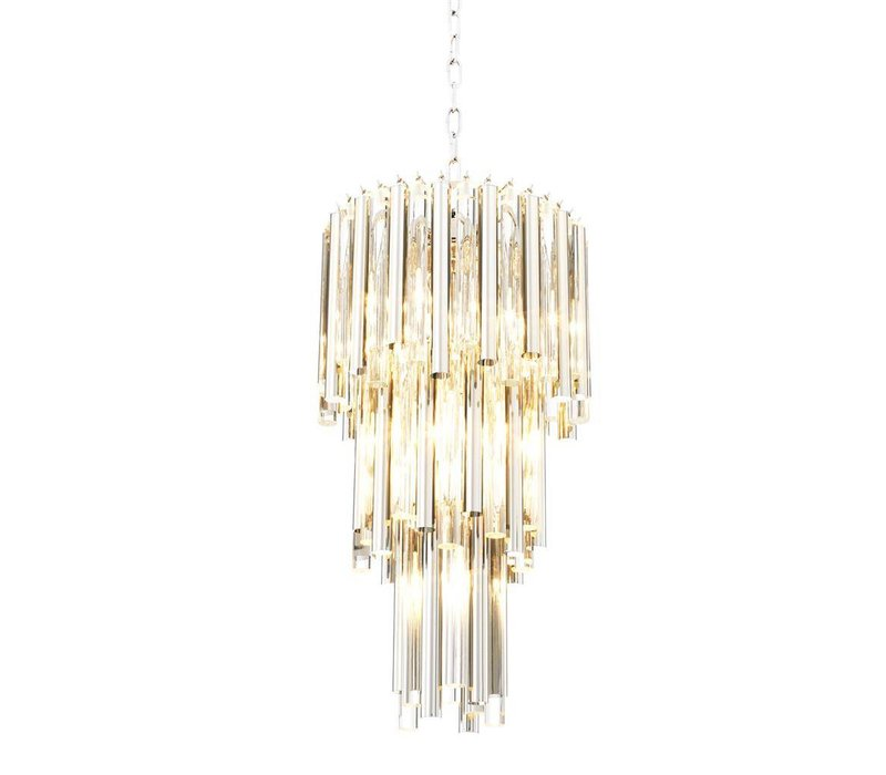 Chandelier Gigi S nikkel 'finish