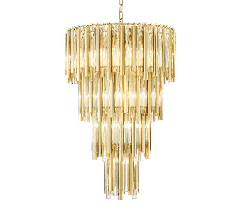 Chandelier Gigi L gold