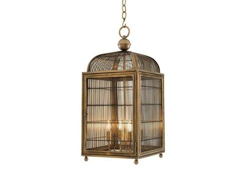 EICHHOLTZ 'Lantern Falcon' brass