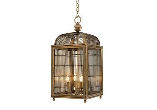 EICHHOLTZ 'Lantern Falcon' bronzen