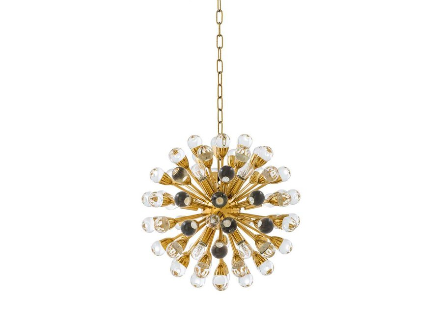 Hanglamp 'Chandelier Antares S' gold