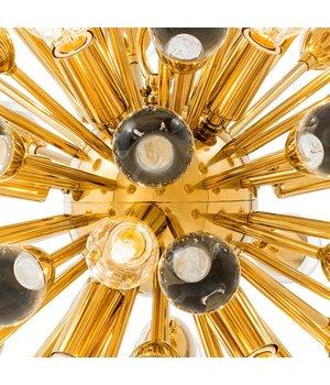 Eichholtz Hängelampe 'Chandelier Antares S' gold