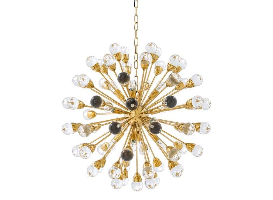 Hanglamp 'Antares L' gold
