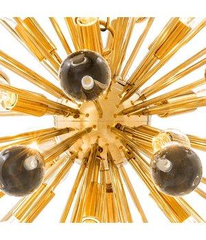 Eichholtz Hanging lamp 'Antares L' gold
