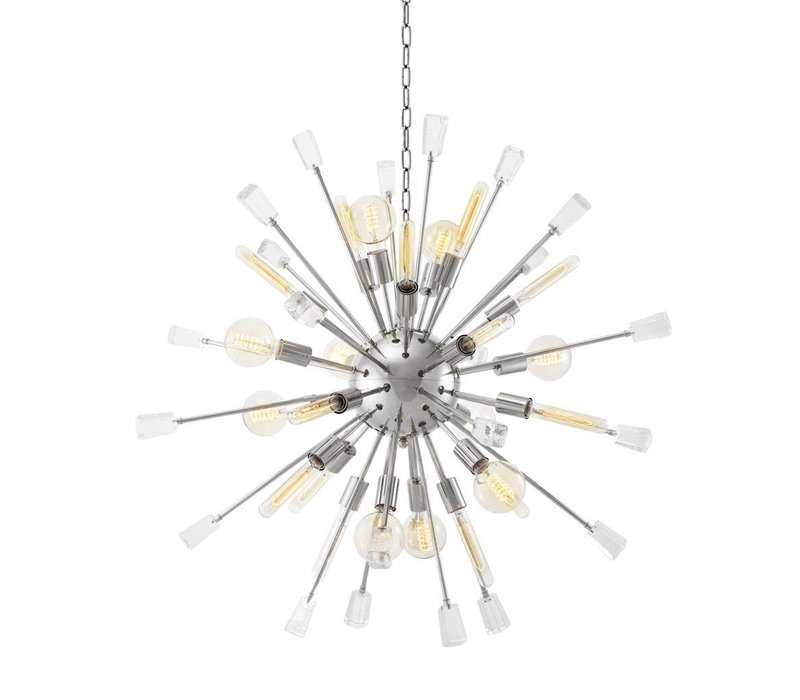 Hanging lamp 'Chandelier Tivoli S'
