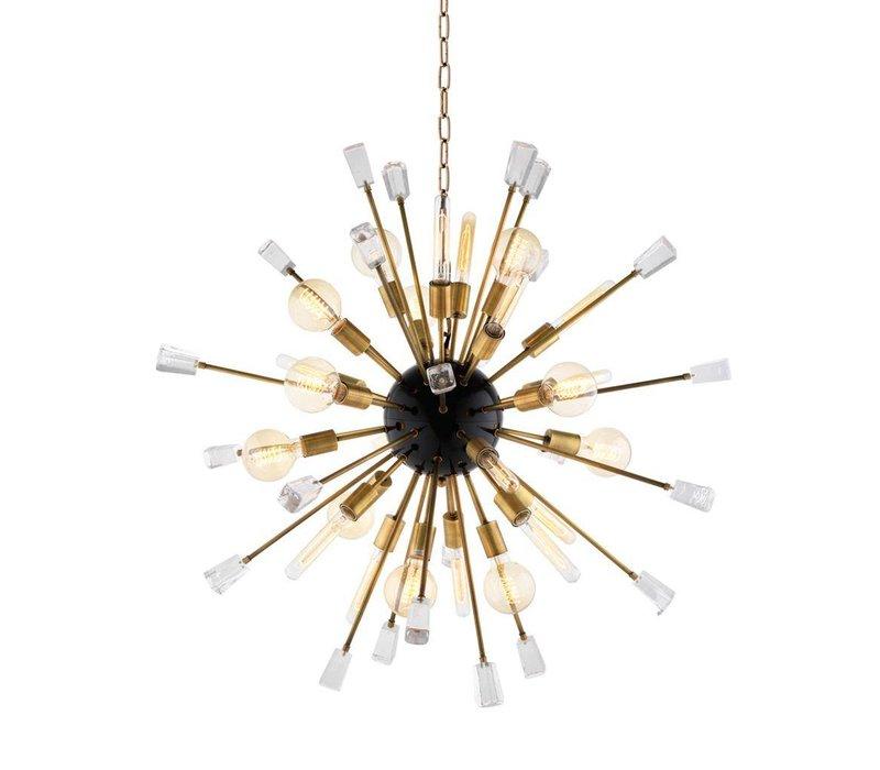Hanglamp 'Chandelier Tivoli S' brons