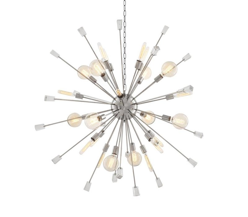 Hanging lamp 'Chandelier Tivoli L'