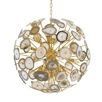 Hanging lamp 'Chandelier Branquinho L'