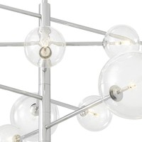 Argento L chandelier with a diameter of 130 cm