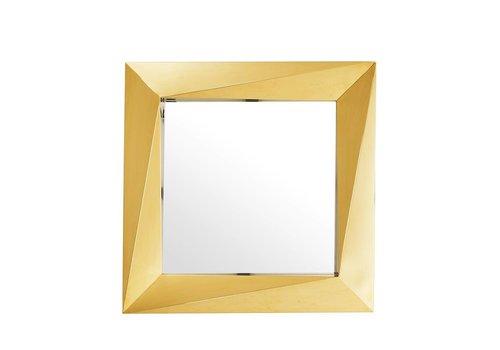 EICHHOLTZ Square wall mirror  Rivoli Gold