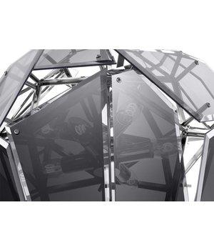 Eichholtz Hanglamp 'Chandelier Shard' van het Nederlandse merk Eichholtz, maat 49 x H. 60 x D. 60 cm