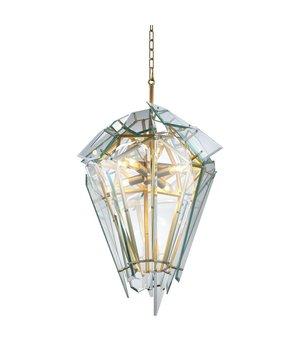 Eichholtz Lamp 'Chandelier Shard gold'