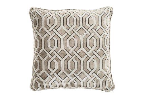 EICHHOLTZ Cushion 'Trellis' 60 cm