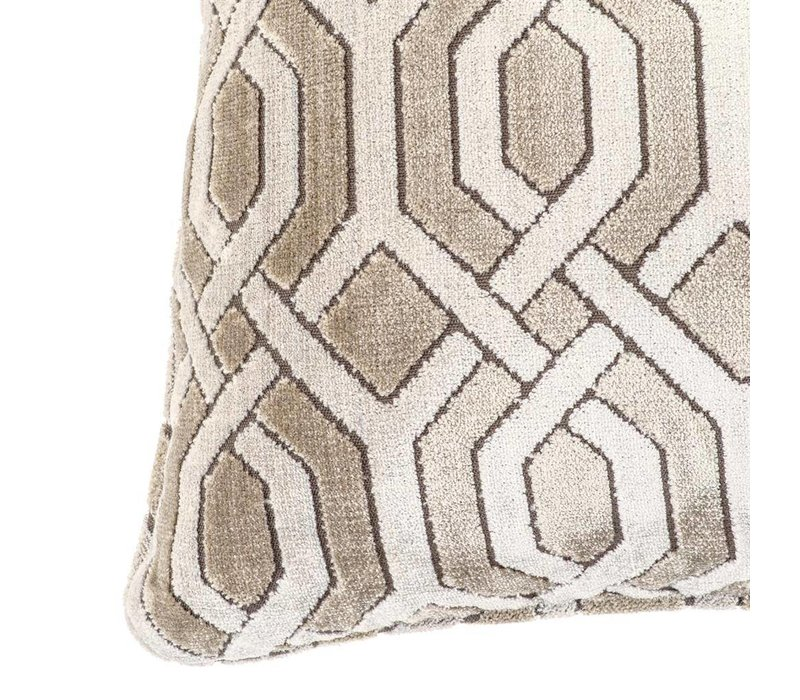 Pillow 'Trellis' 60 cm