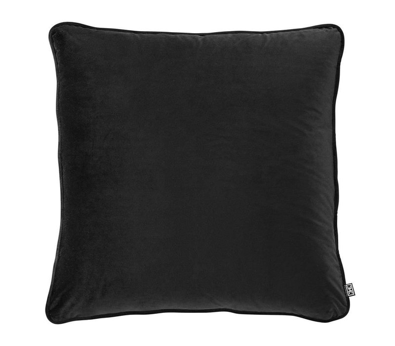 Pillow  'Roche' Zwart