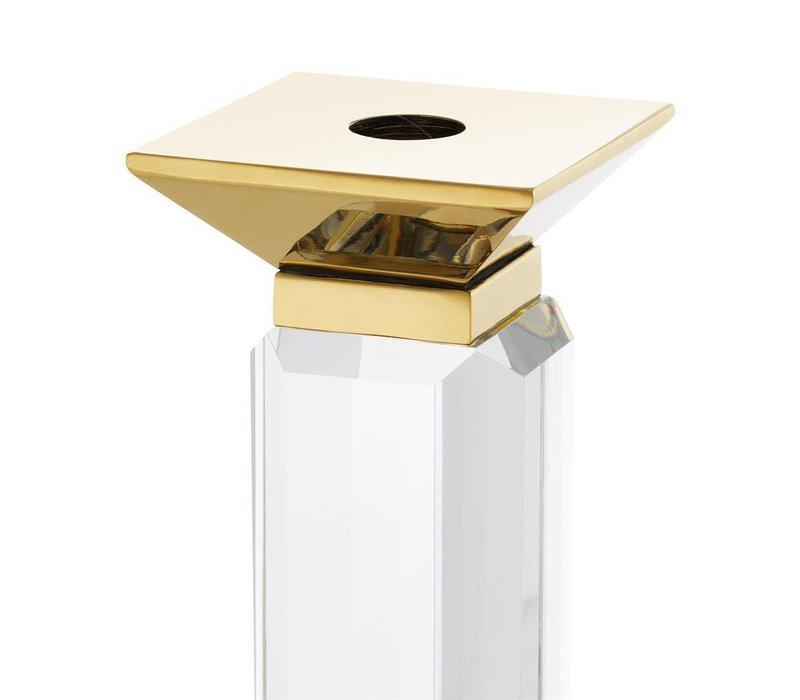 Candle Holder 'Livia set of 3' Gold