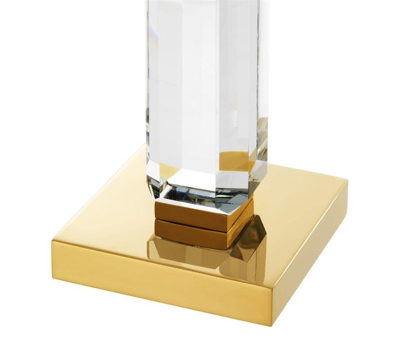 Kerzenständer 'Livia set of 3' Gold