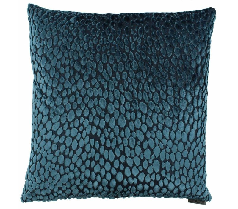 Cushion Speranza in color Vintage Blue