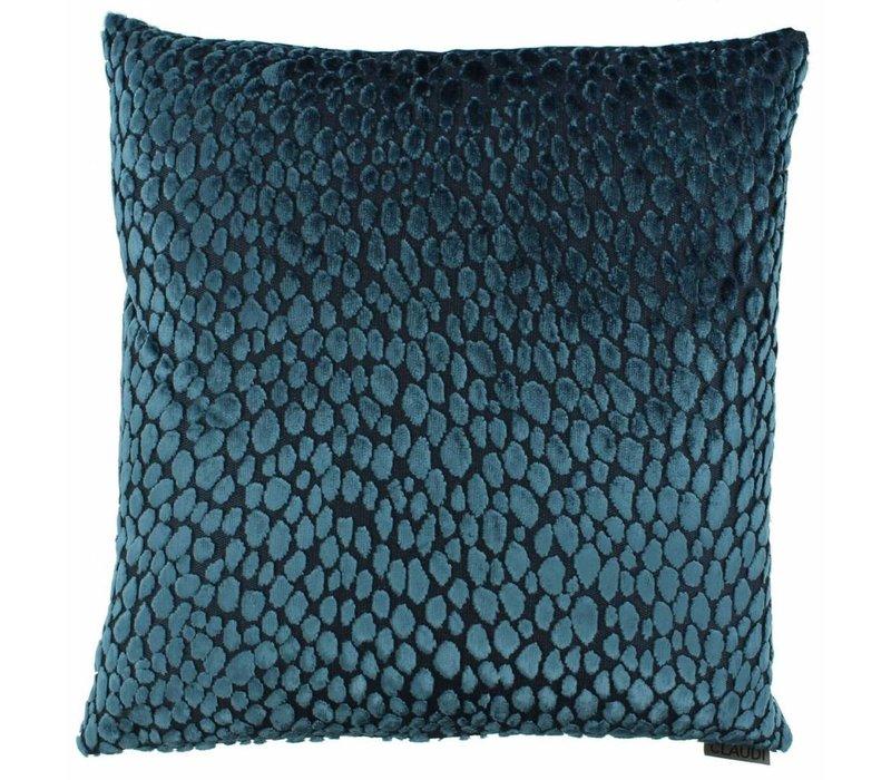 Sierkussen Speranza kleur Vintage Blue
