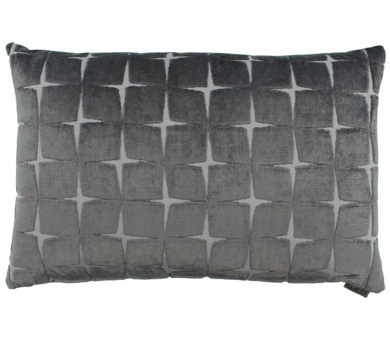 Cushion Isidora in color Anthracite