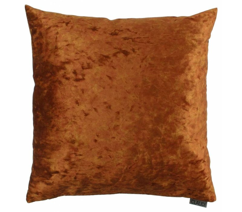 Cushion Marble  color Rust