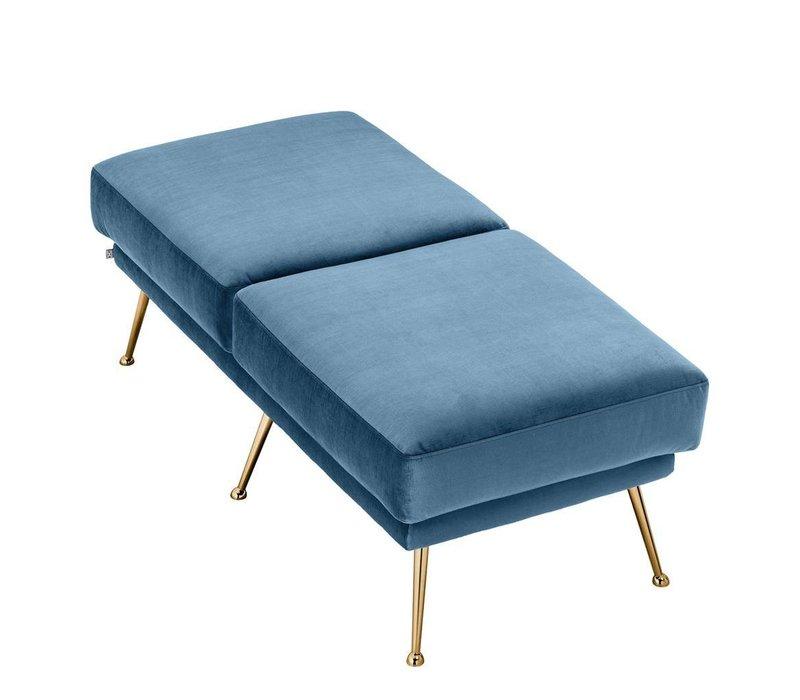 Hocker 'Tahoe' Blauw 125 cm