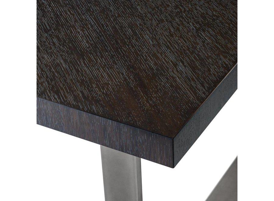 Eettafel 'Borghese' maat 250 x 110 x H. 75 cm