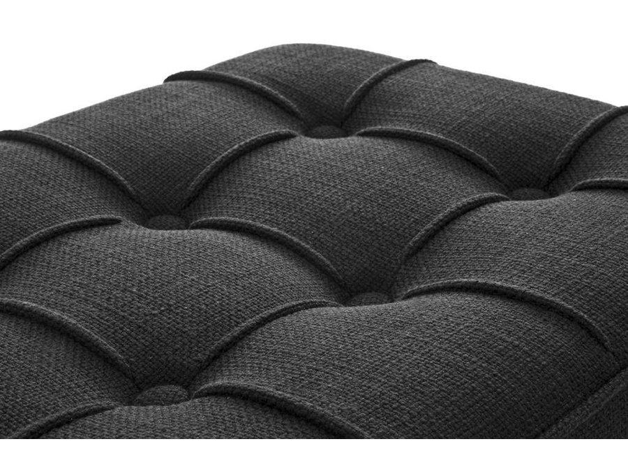 Hocker 'Beekman' Panama Black 120 cm