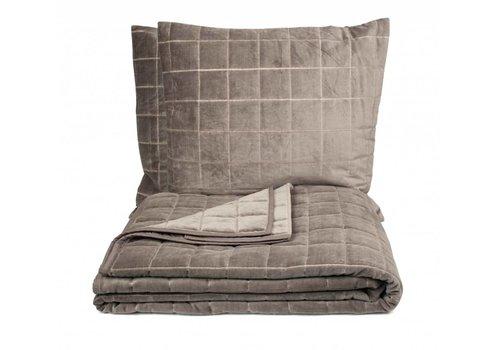 Dome Deco Bedcover set + 2 Kissen 'Sham'