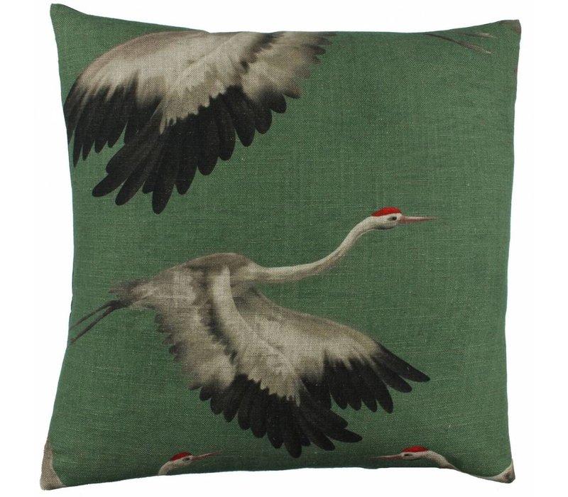 Cushion Aza Green