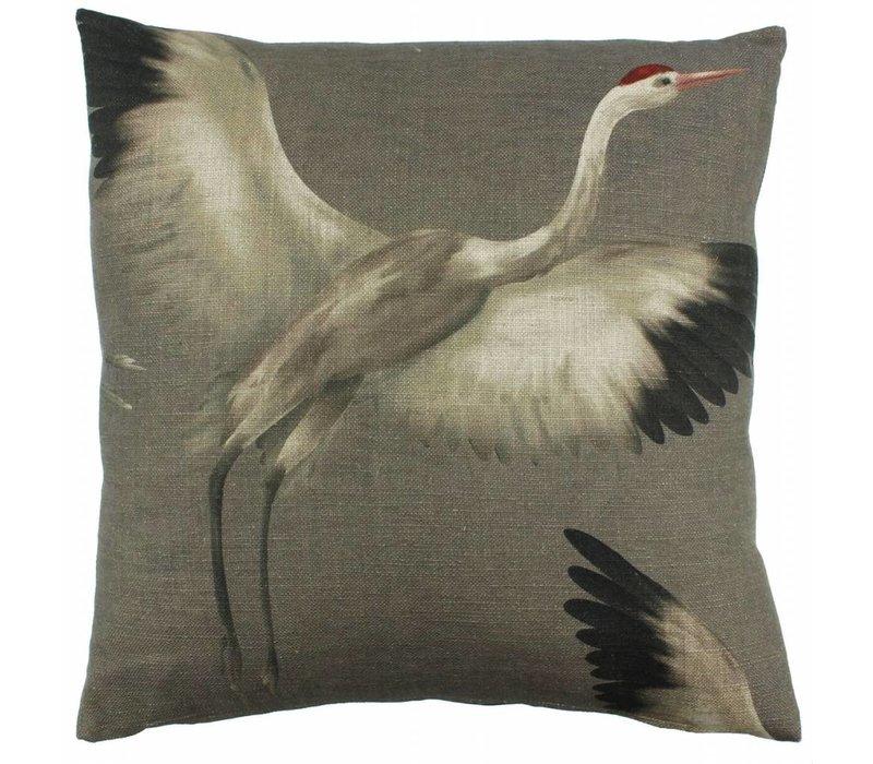 Cushion Aza Taupe