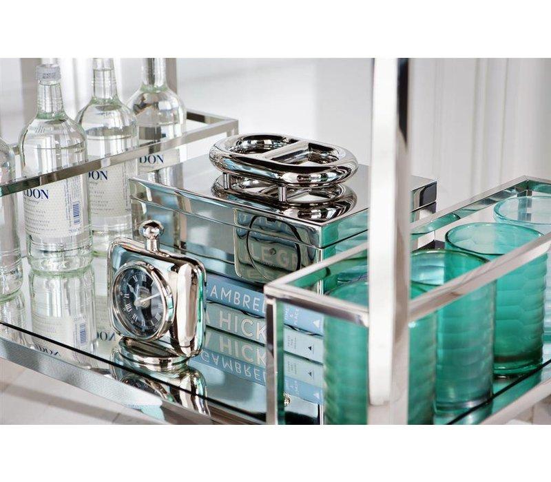 Luxus-Sammeldose 'Cayman S' 28 cm