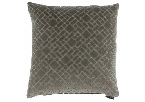 CLAUDI Cushion Assane  Dark Sand