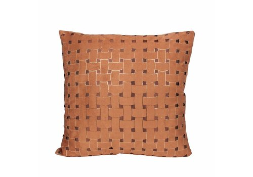 Dome Deco Cushion Brent Brown