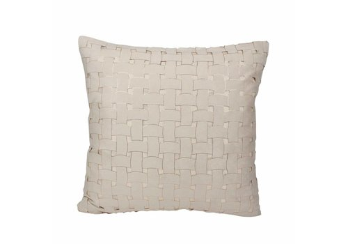 Dome Deco Cushion Brent Cream