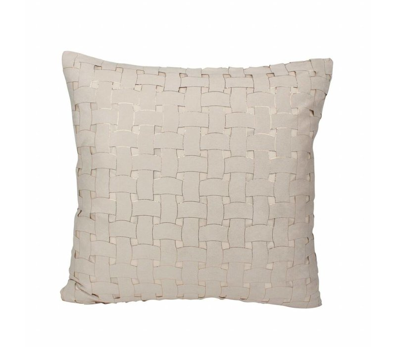 Cushion Brent in color Cream