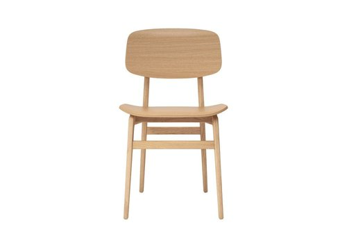 NORR11 Dining chair NY11 Natural