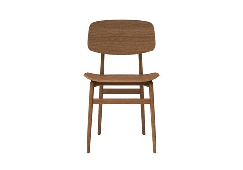 NORR11 Dining chair NY11 Smoked Oak
