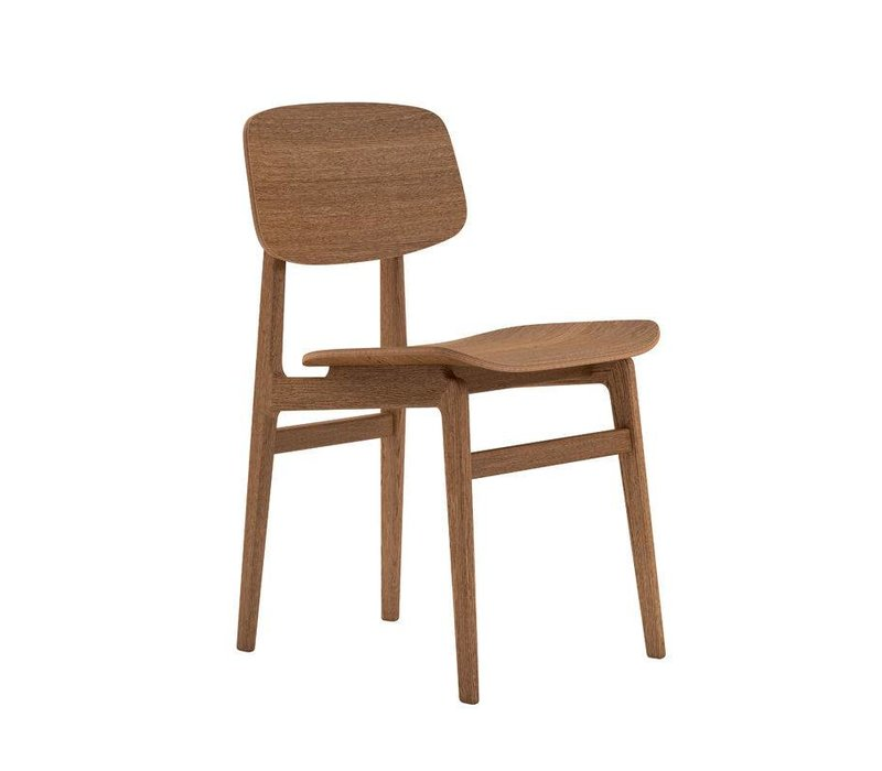 Dining chair NY11 Smoked Oak
