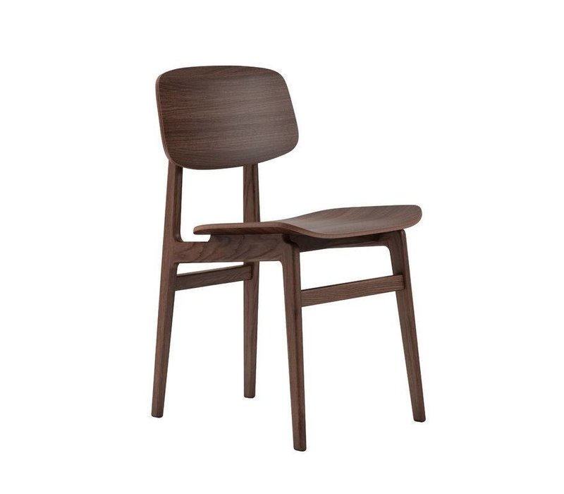 Dining chair NY11 Dark Stained