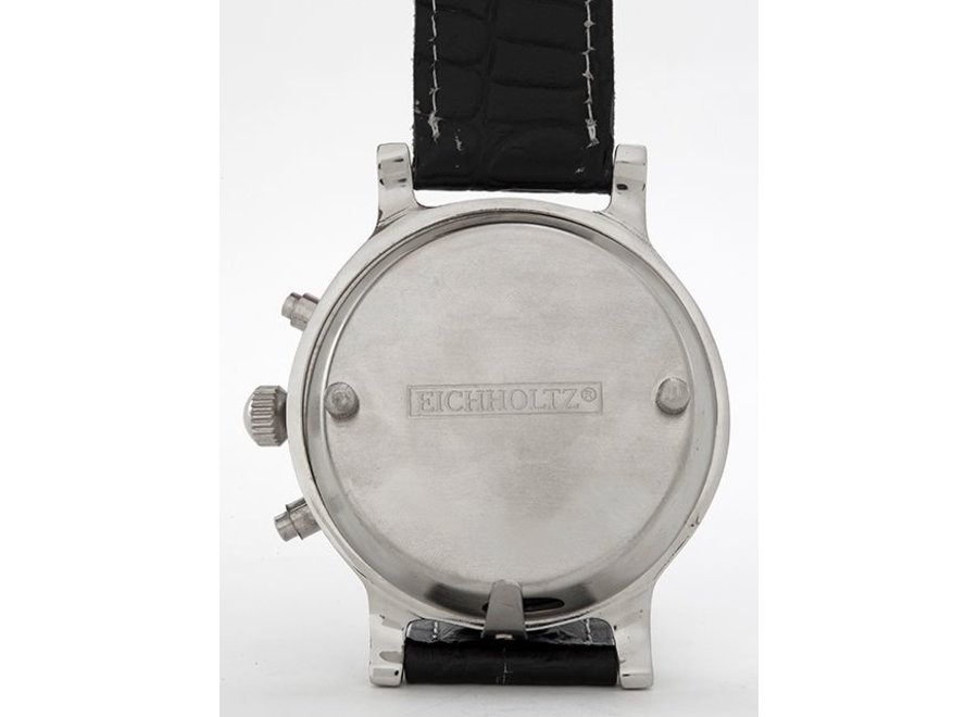 Bureauklok 'Bourgeois'  in luxe design 9 cm